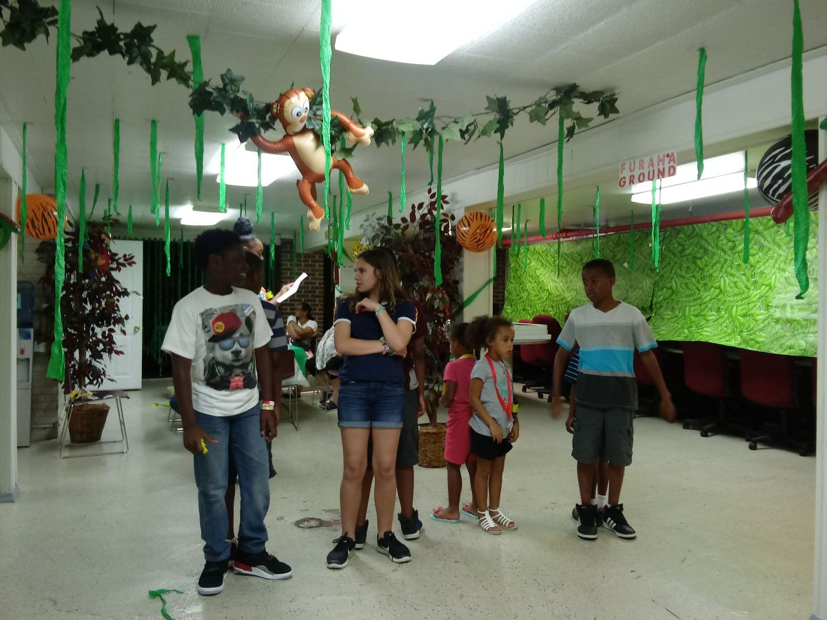 Vacation Bible School : Truth Tabernacle Seventh-day Adventist